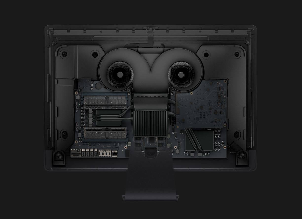 iMac Pro PingWest Hao Ying 2