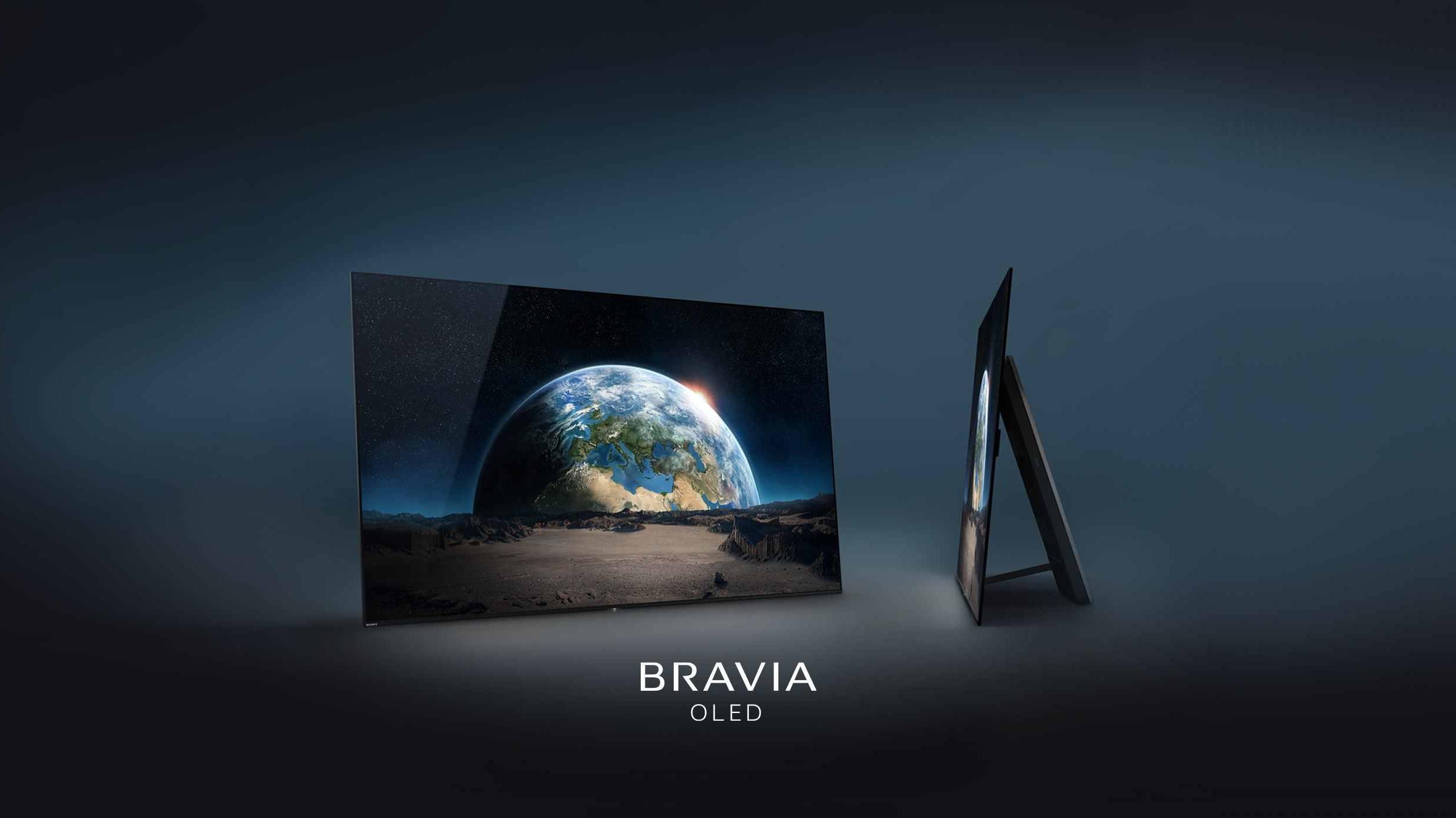 sony Bravia OLED 77A1
