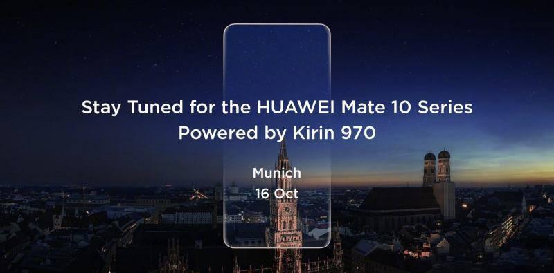huaiwei kirin 970 AI chip 5
