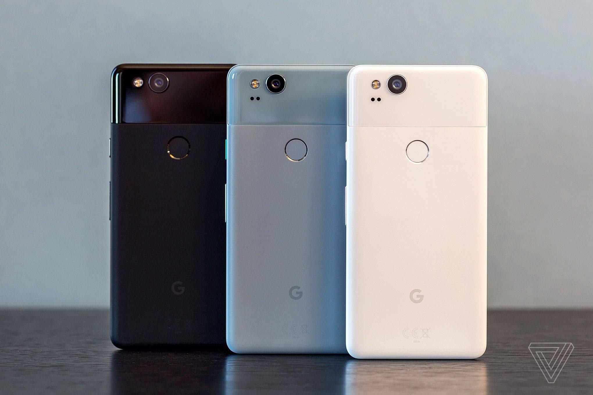 Google hardware empire pixel 2 3