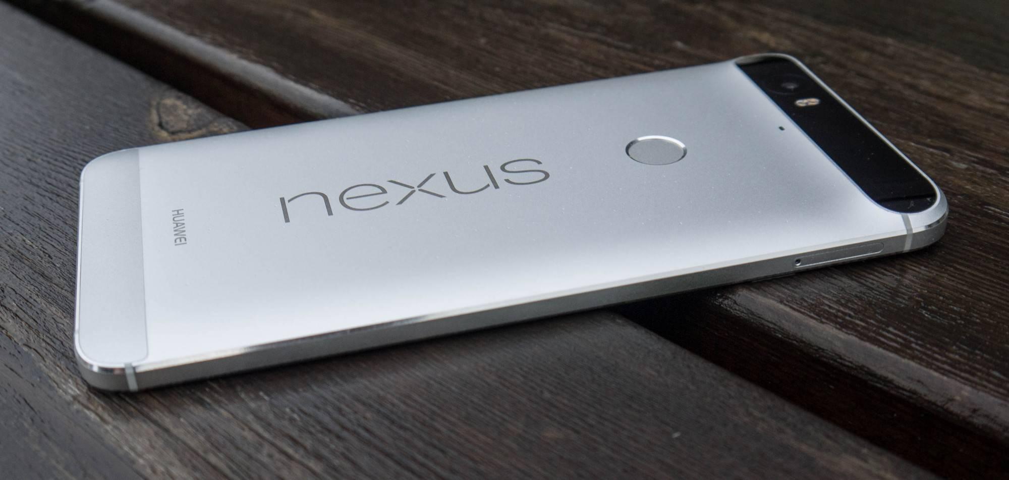 Google 与华为合作的 Nexus 6P。图片来自 AnandTech