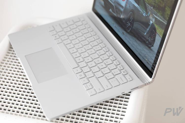 Microsoft Surface Book 2 PingWest Photo By Hao Ying-4