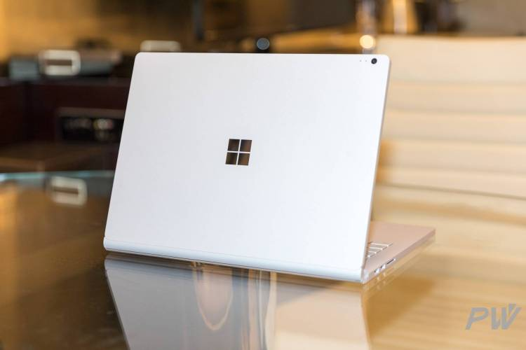 Microsoft Surface Book 2 PingWest Photo By Hao Ying-7