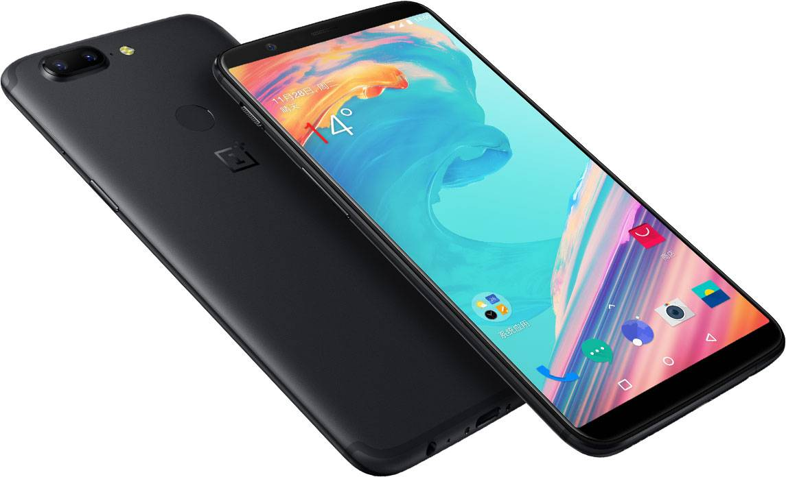 incredible oneplus 5T