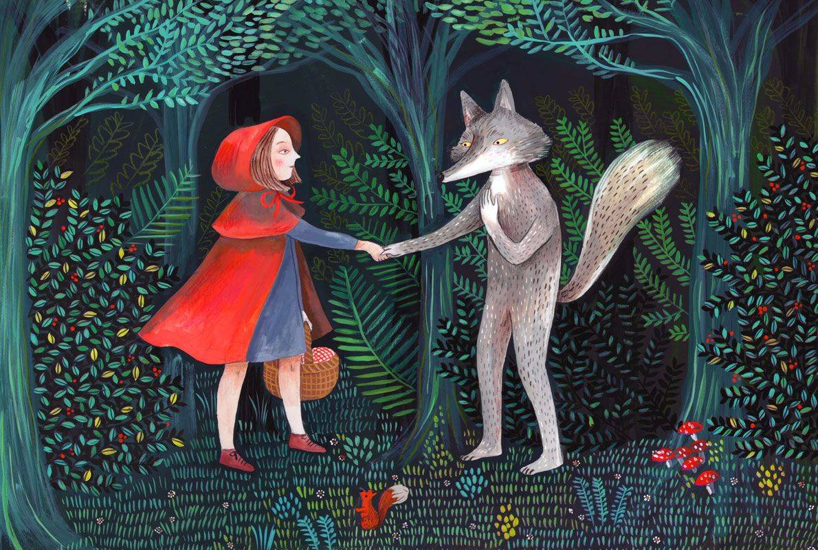 little_red_riding_hood_helena_perez_garcia_illustration