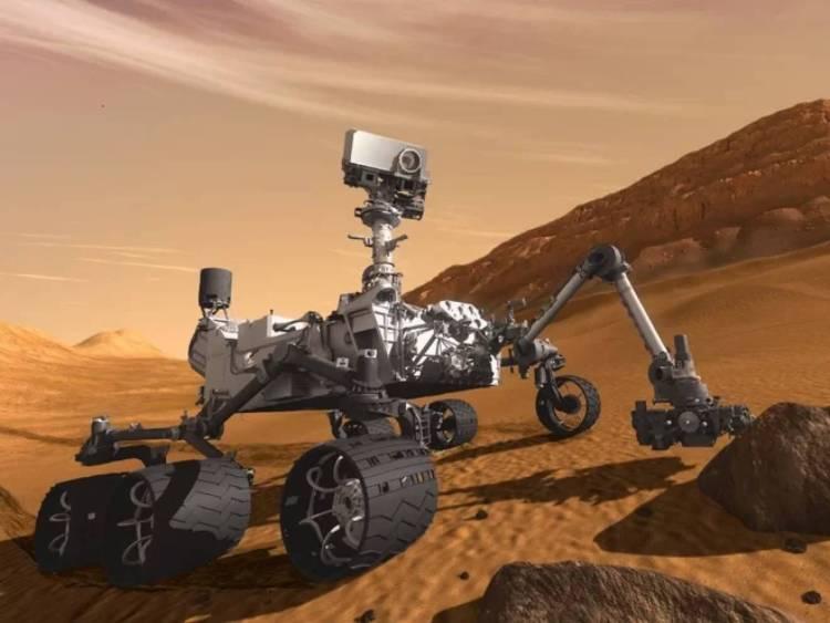 """NASA将举行火星""""好奇号""""探测器成果展示会-PingWest 品玩"""